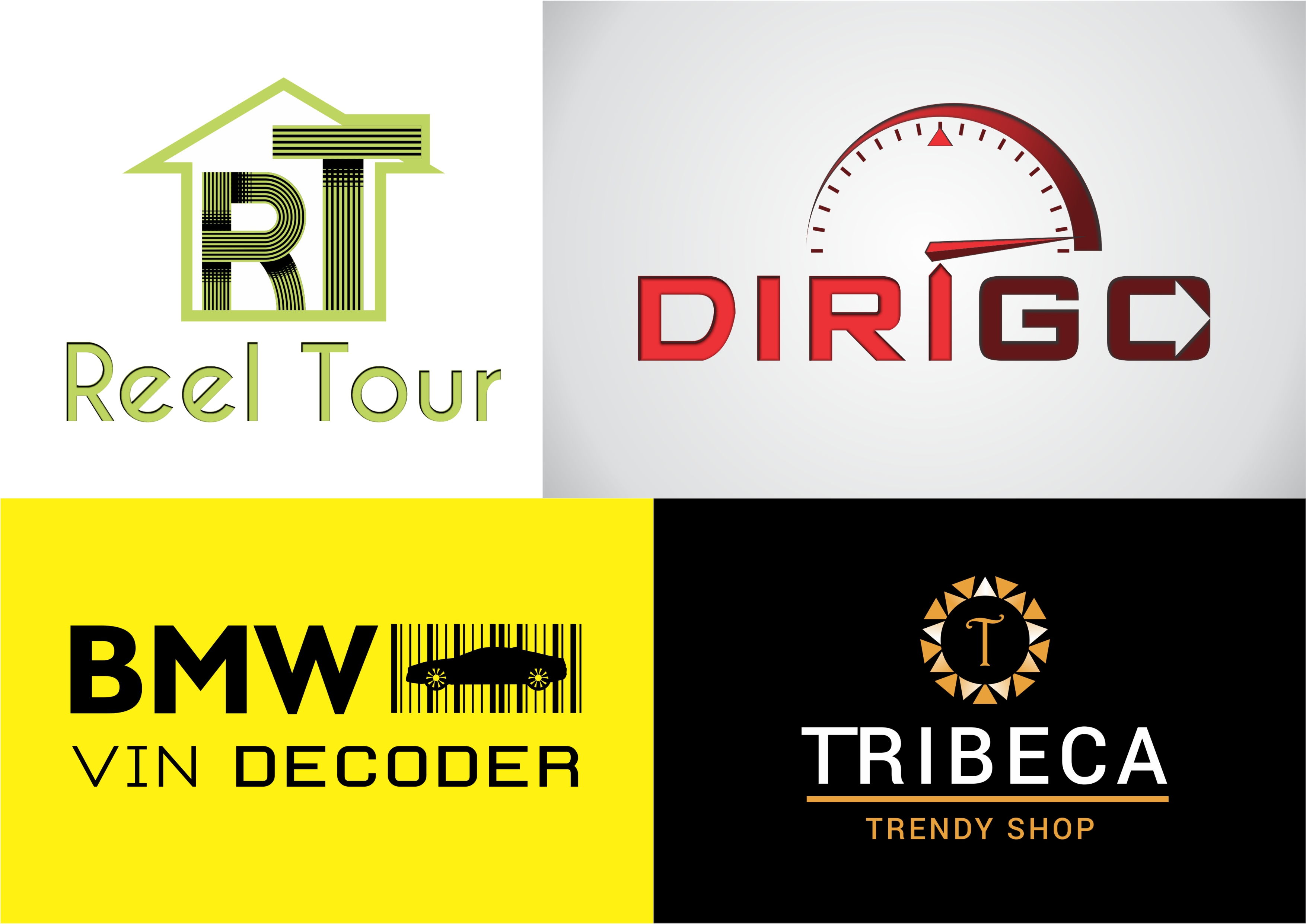 create and INNOVATE logo designs for your needs