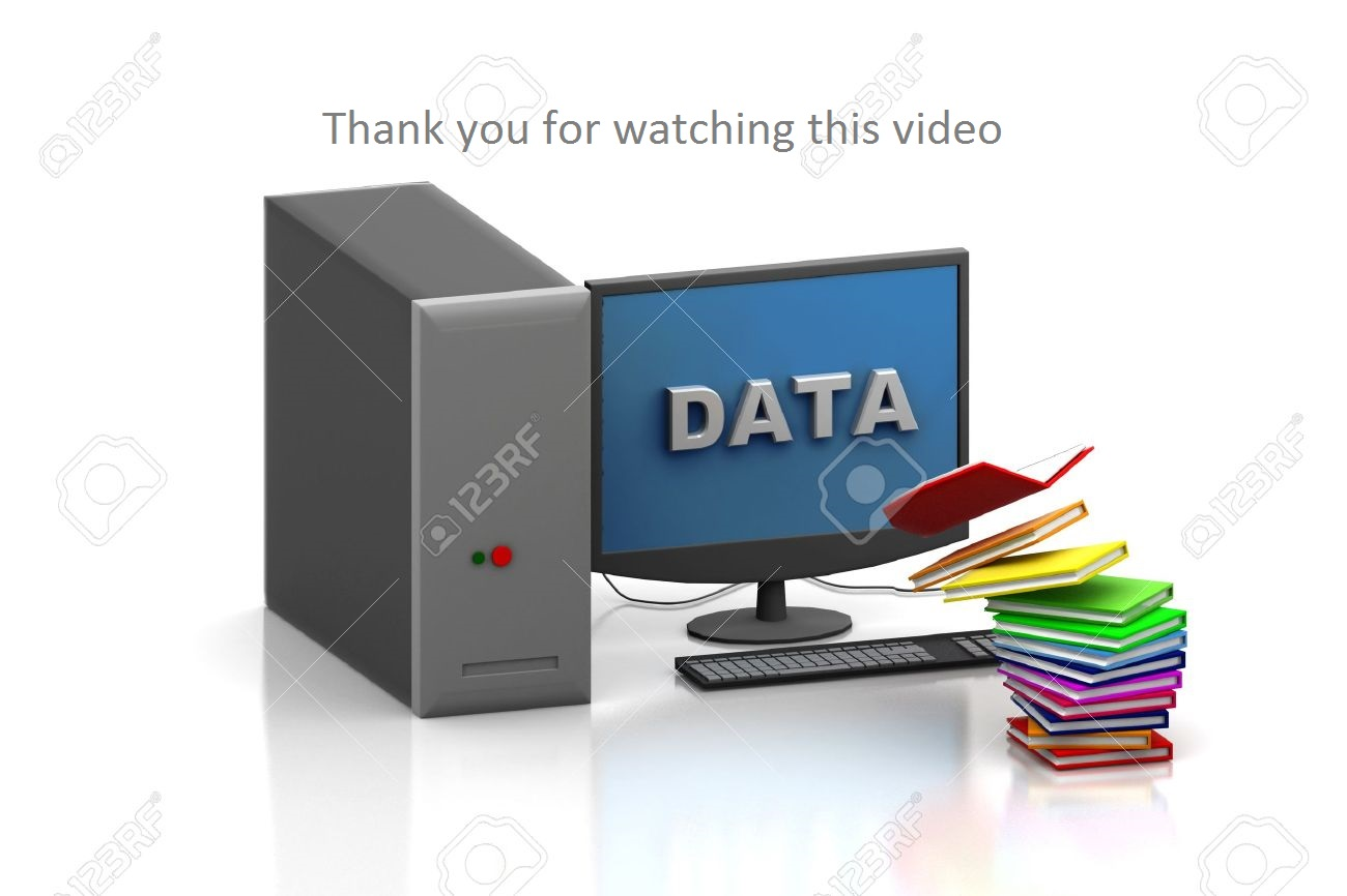 do data entry and web research