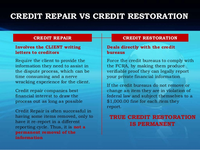 fix your credit, let me help you get ur score up in 30 days