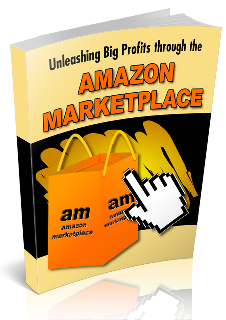 give you amazon marketplace book with master resell rights