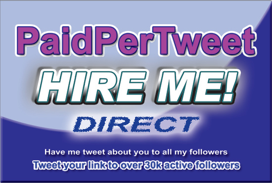post your URL on my twitter with 42k follower and fb with 4500 friends