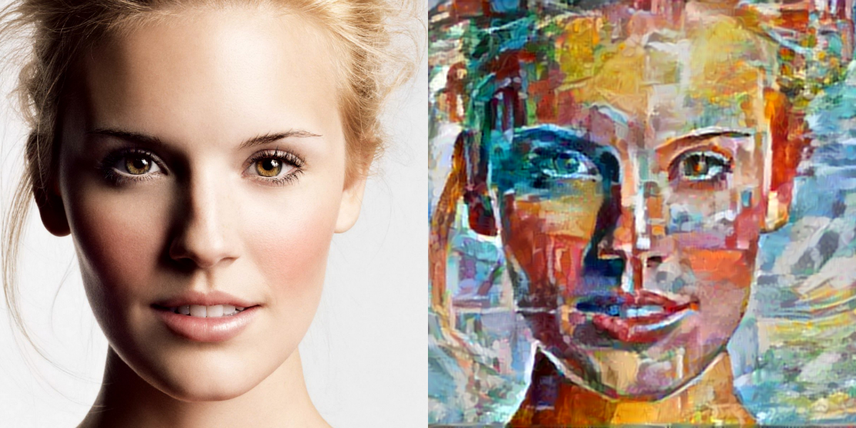 draw you an perfect portrait of you in watercolor