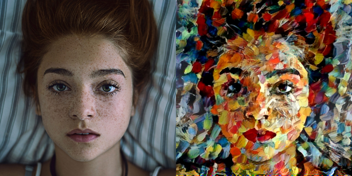 draw you an awesome portrait of you in oil
