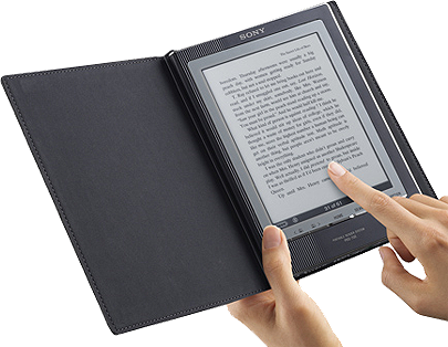 put your writing in e-book format