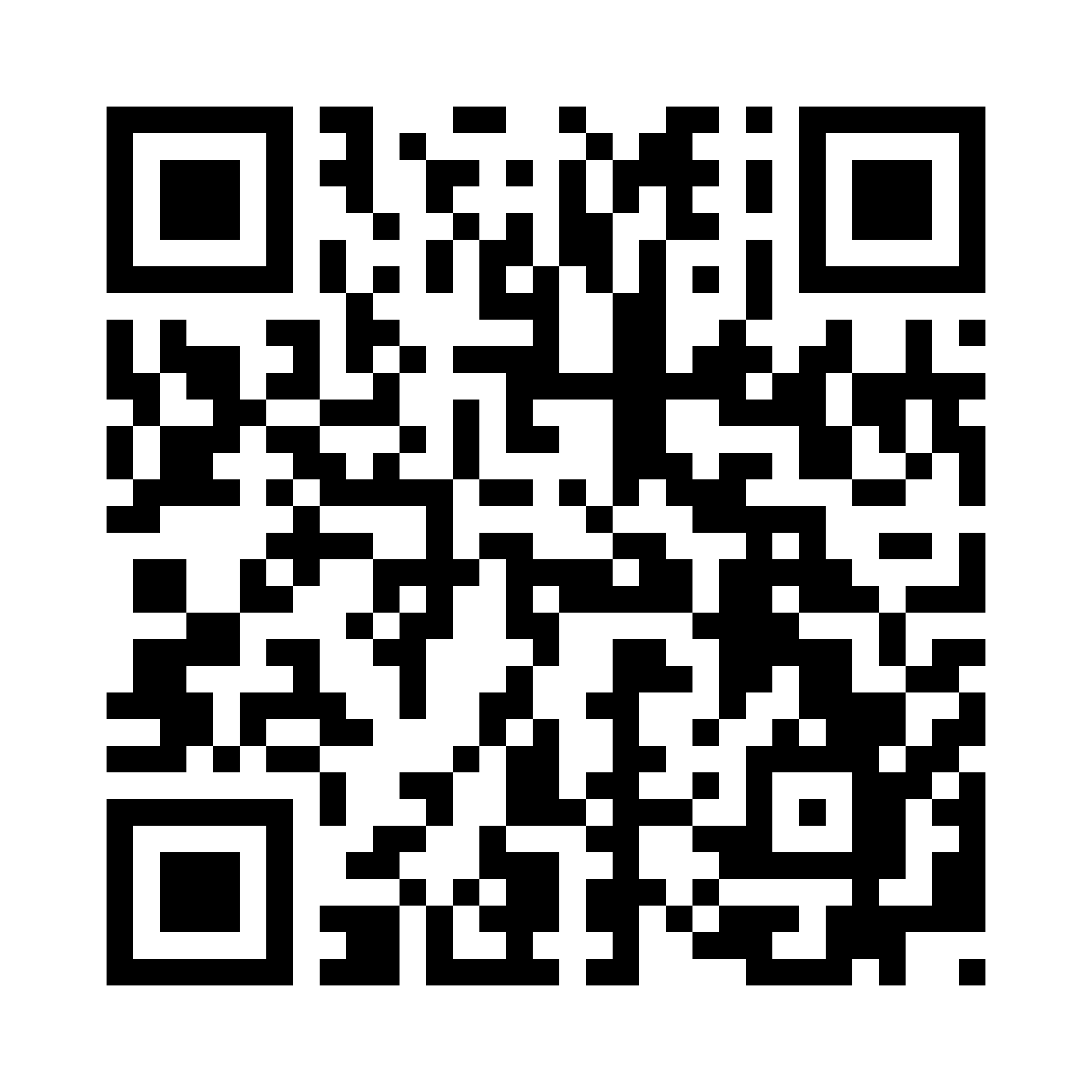 make a QR Code for your url, address etc