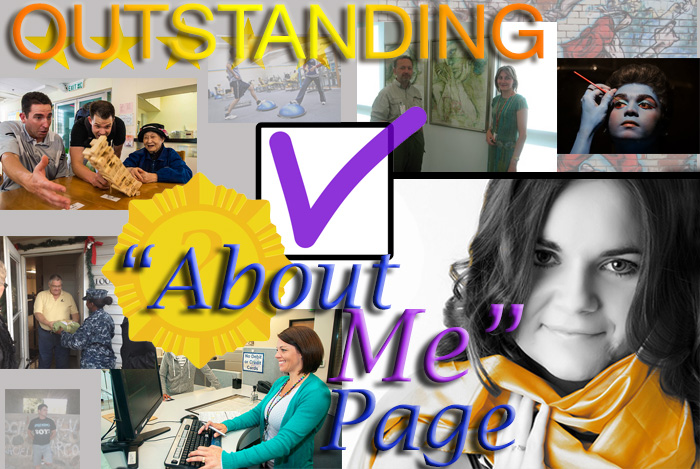 write an outstanding ABOUT page for your business