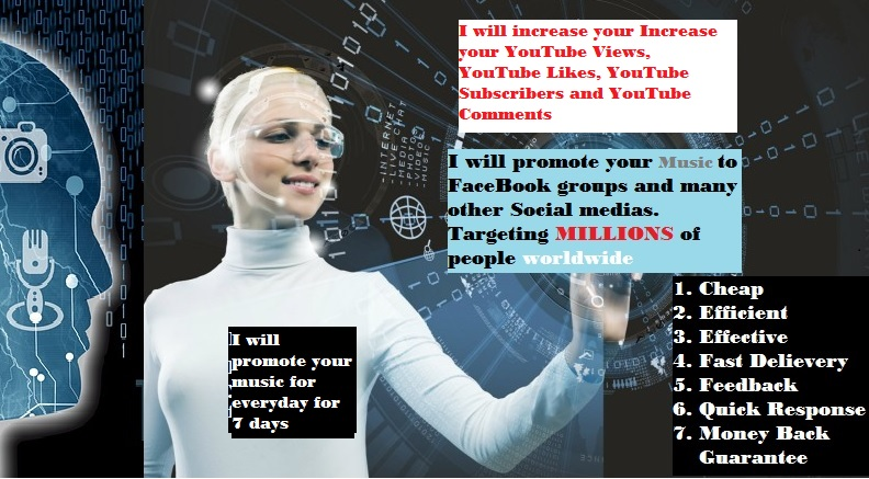 market your book to 50 millions and Traffic to your site