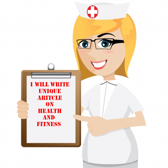 write a UNIQUE 400 word article on Health and Fitness