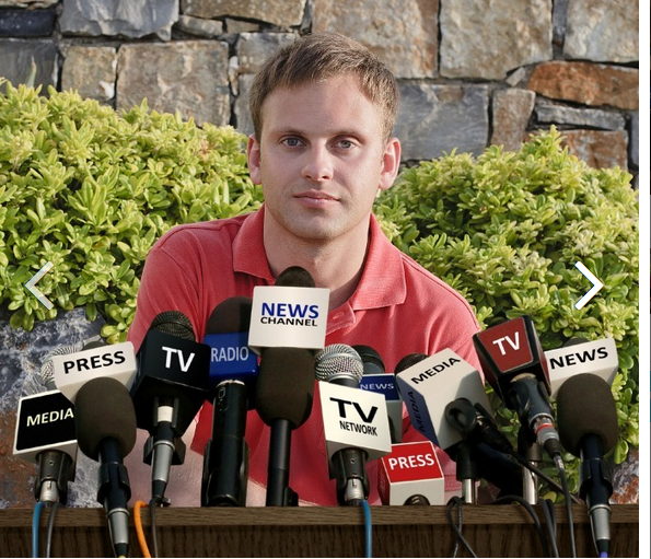 put your picture in press Conference