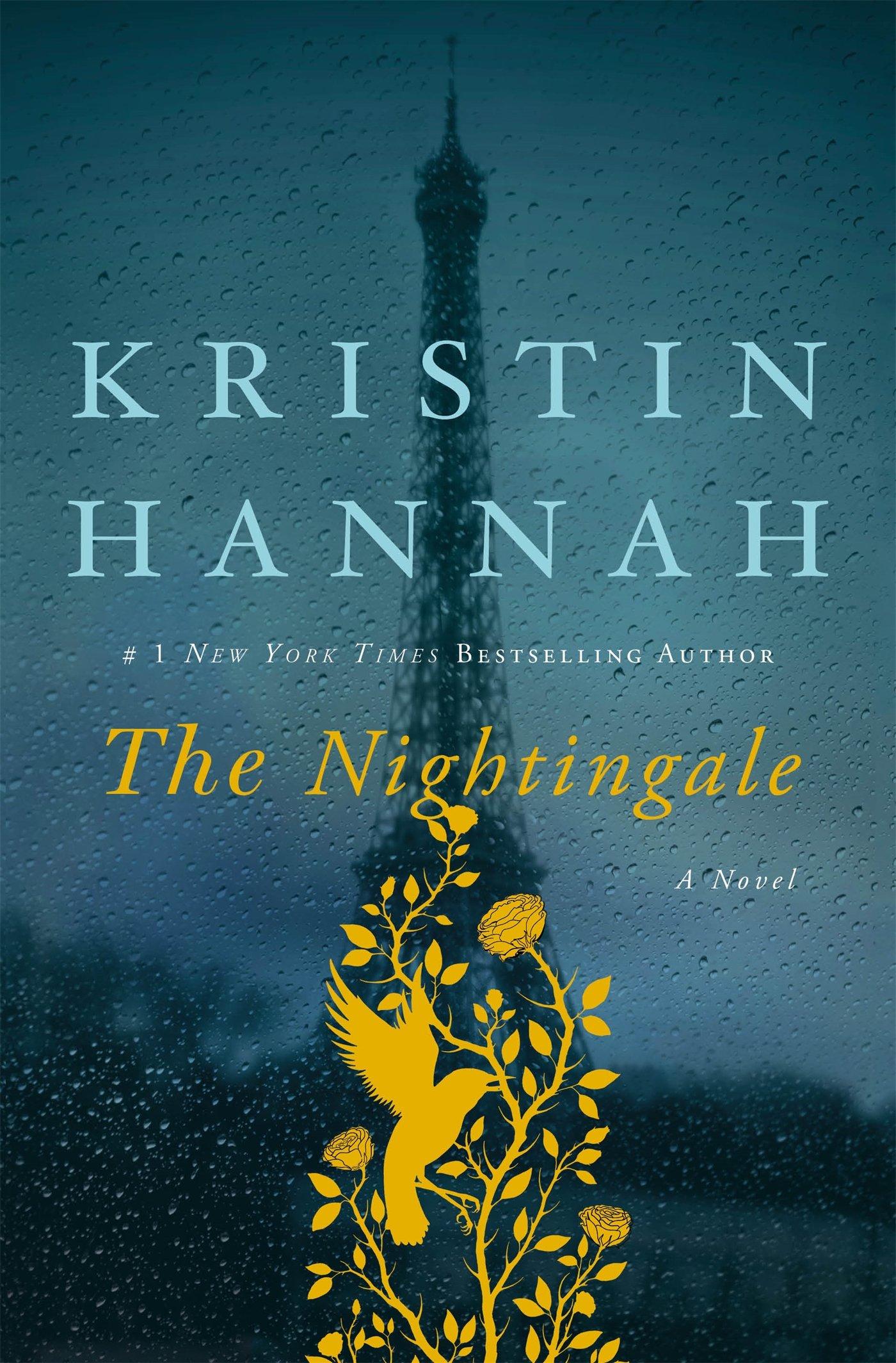 give a copy of the popular book by Kristin Hannah The Nightingale