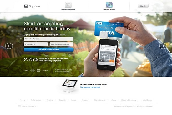 create bootstrap landing page