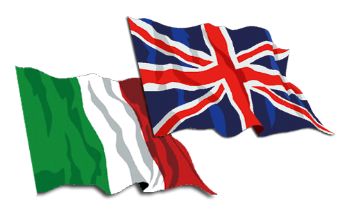 Translate your text from English to Italian and viceversa