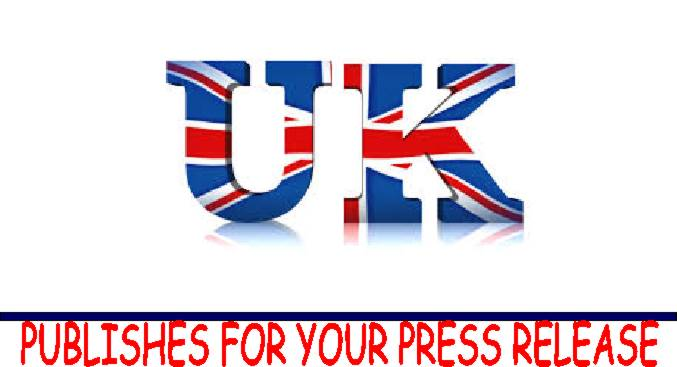 send your Press Release to 300 UK publishers and editors