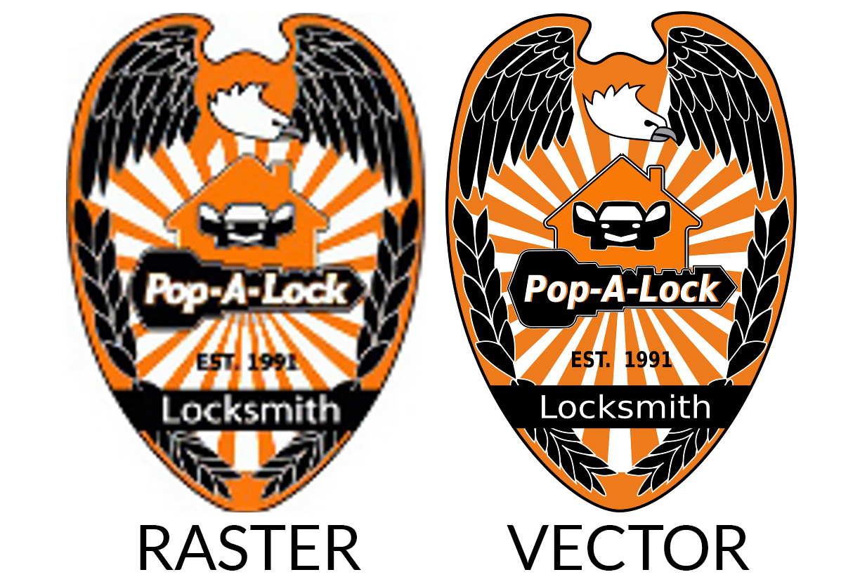vectorize or Recreate your logo or any Design 24 hours before
