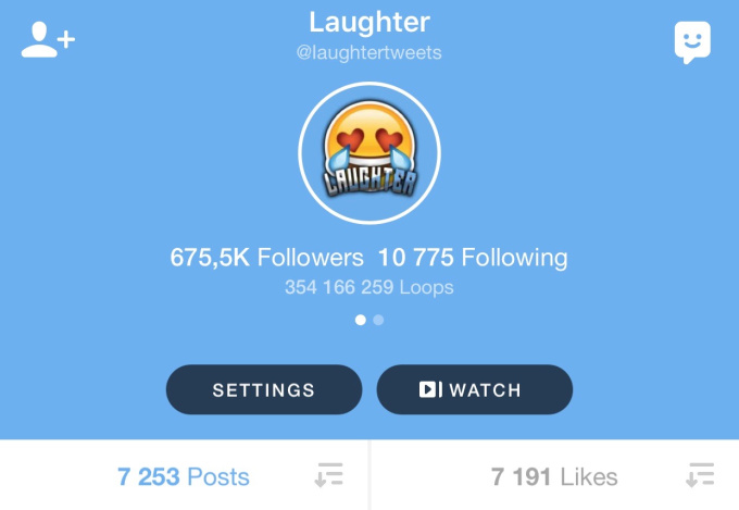 revine video on 355M Loops 675k followers Vine for 24hours