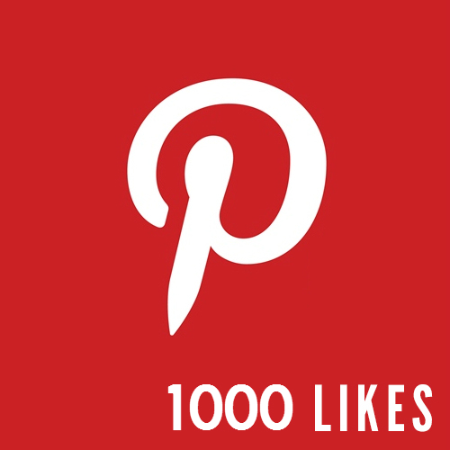 add 1000 Pinlikes to your Pinterest page