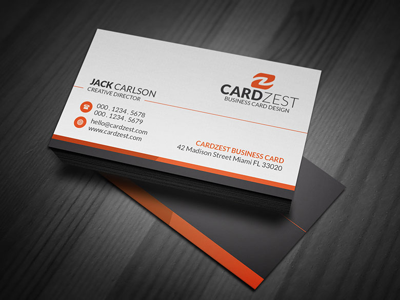 design amazing and beautiful business card