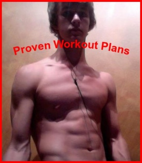 Create a personalized workout plan