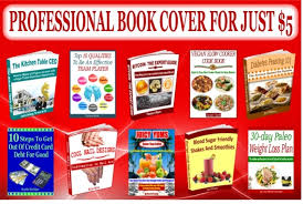 design a professional and quality ebookcover for you in just 24 hours
