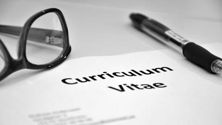 write and compose your CV in English or Spanish