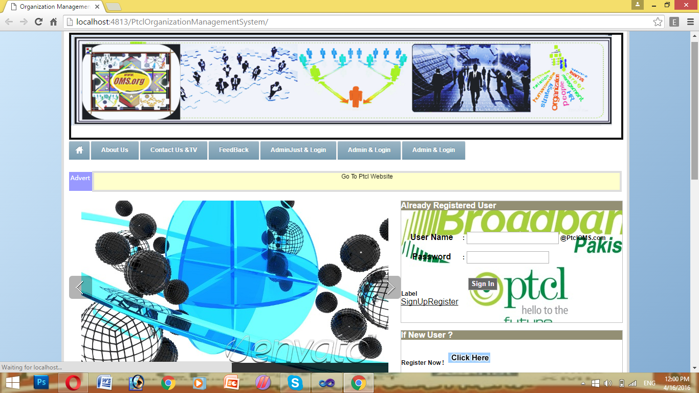 develop awesome and Professional website