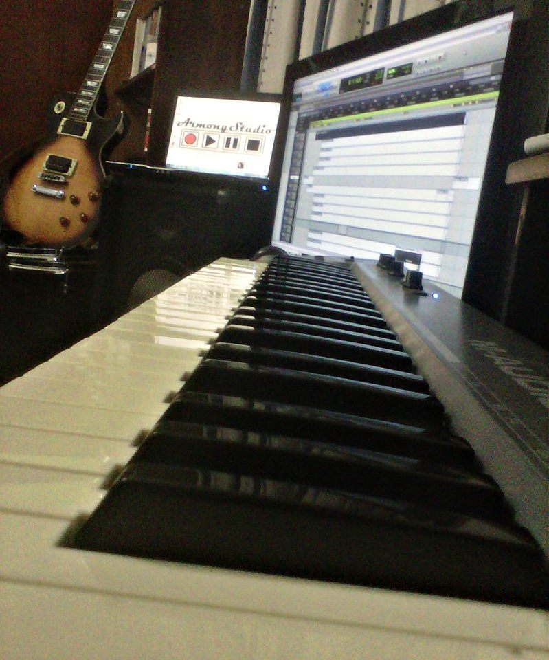 produce your music acoustic