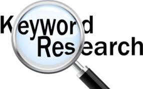 do keyword research for your websites