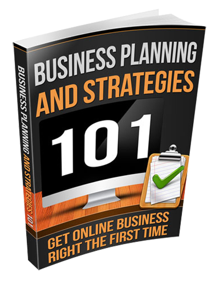 give you Business Planning and Strategies