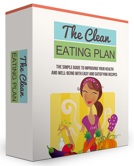 """give you """"The Clean Eating Plan"""" MRR"""