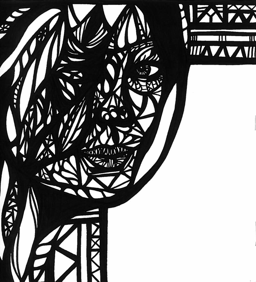 Create 2 one-of-a-kind Coloring Book pages for you
