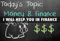 do financial work related to business plan