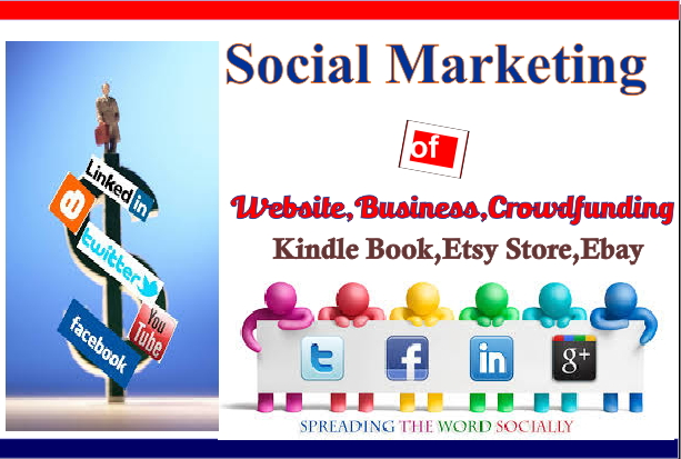 promote your website or business to 15 million social memebers
