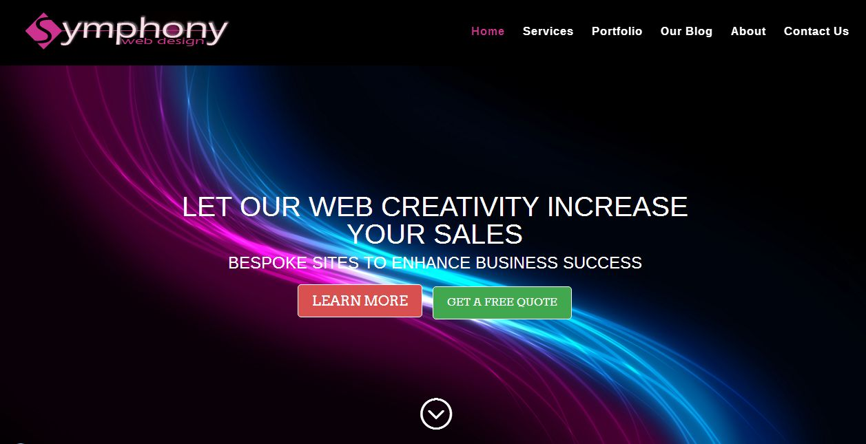 design or redesign and create a responsive website