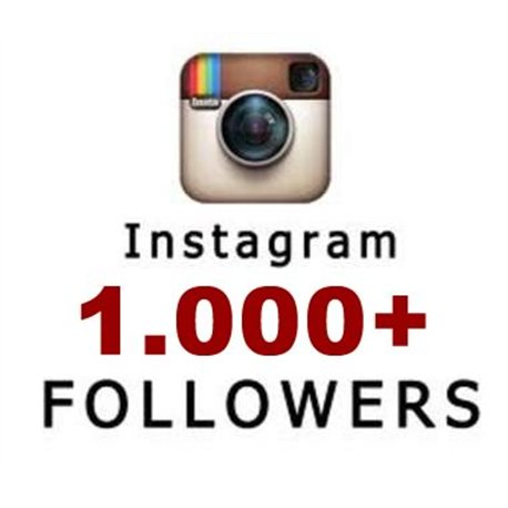 Add Instagram 1000 Followers or Likes Best Quality
