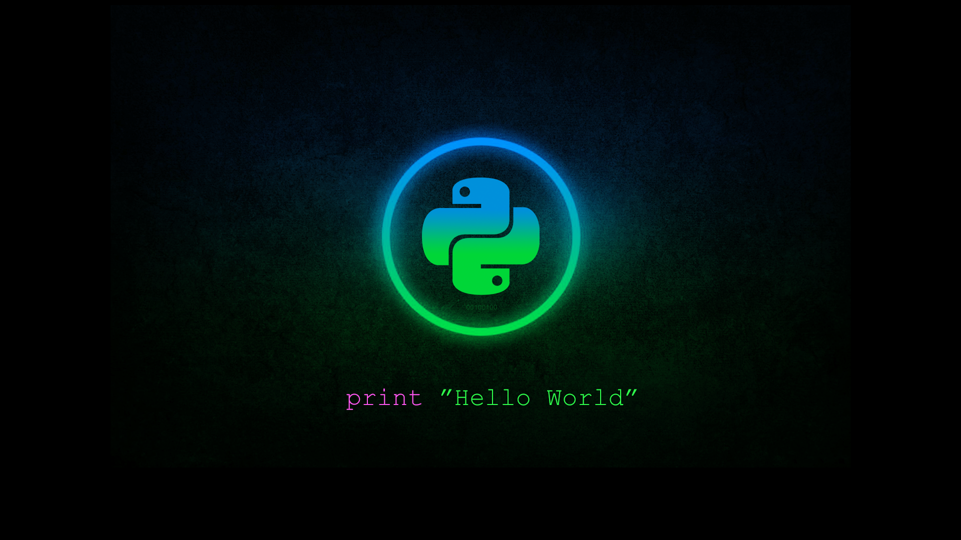 do your python projects