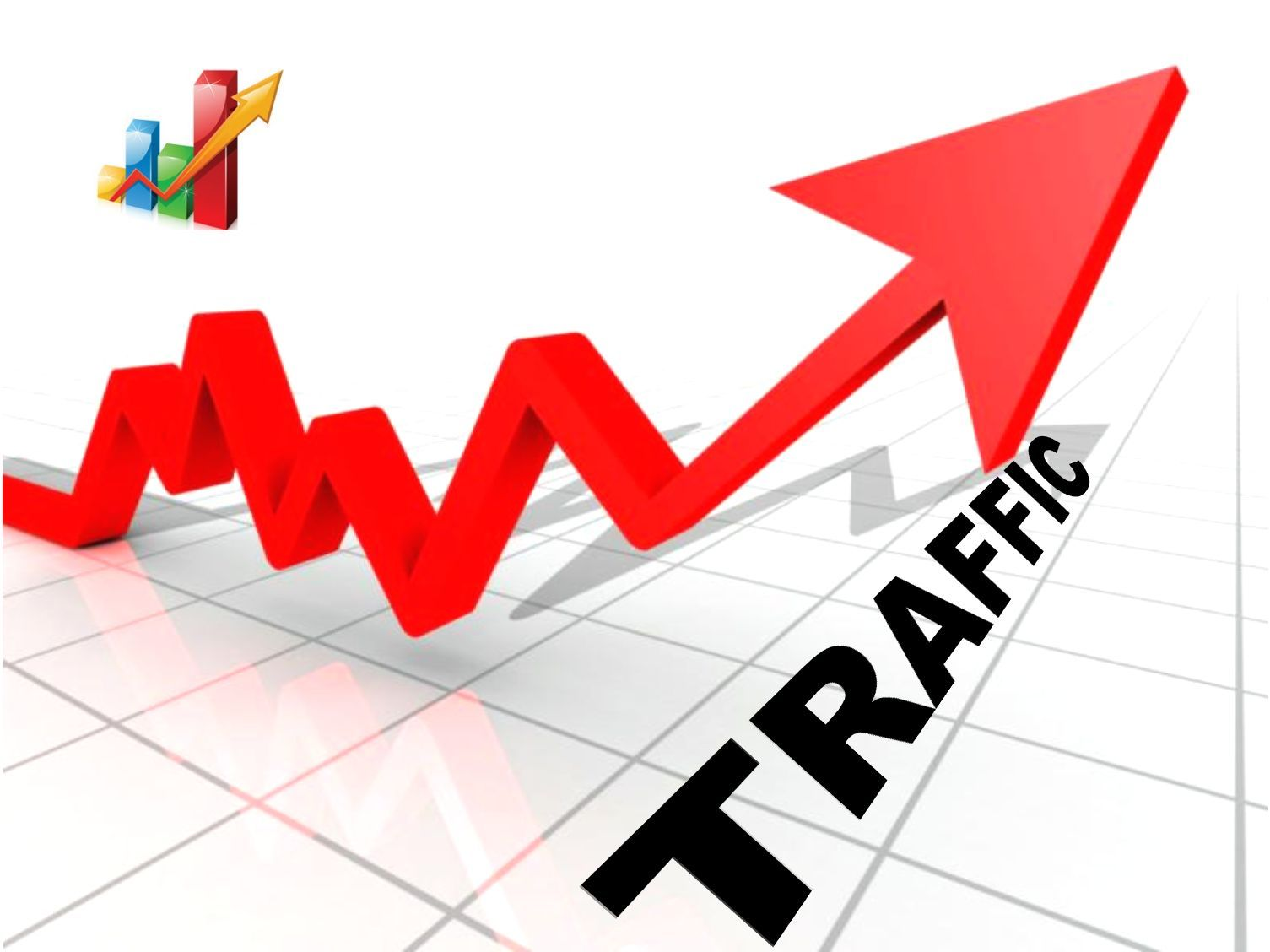 give your website 100k real traffic