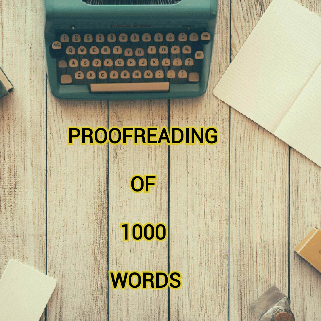 proofread 1000 words