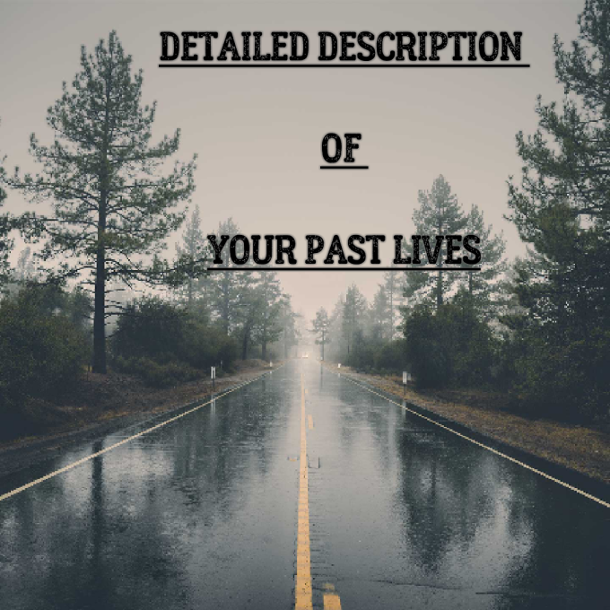 give you an insight about your past life