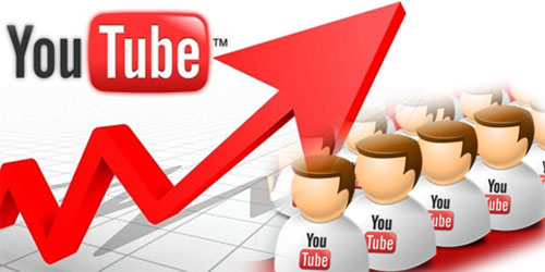 comment on your youtube video with 5 different account