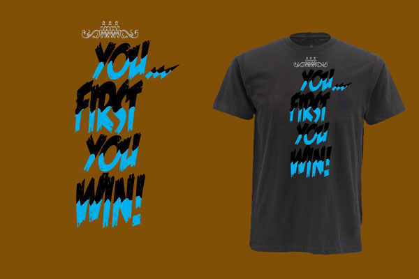 create t shirt design for you