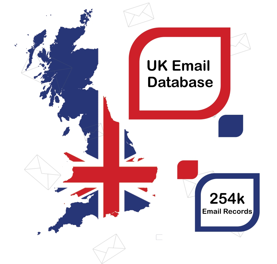 give you UK Email Lists