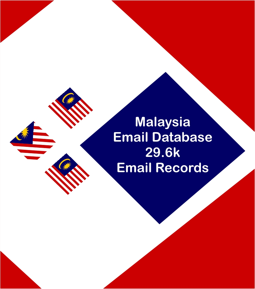 give you MALAYSIA Email Lists
