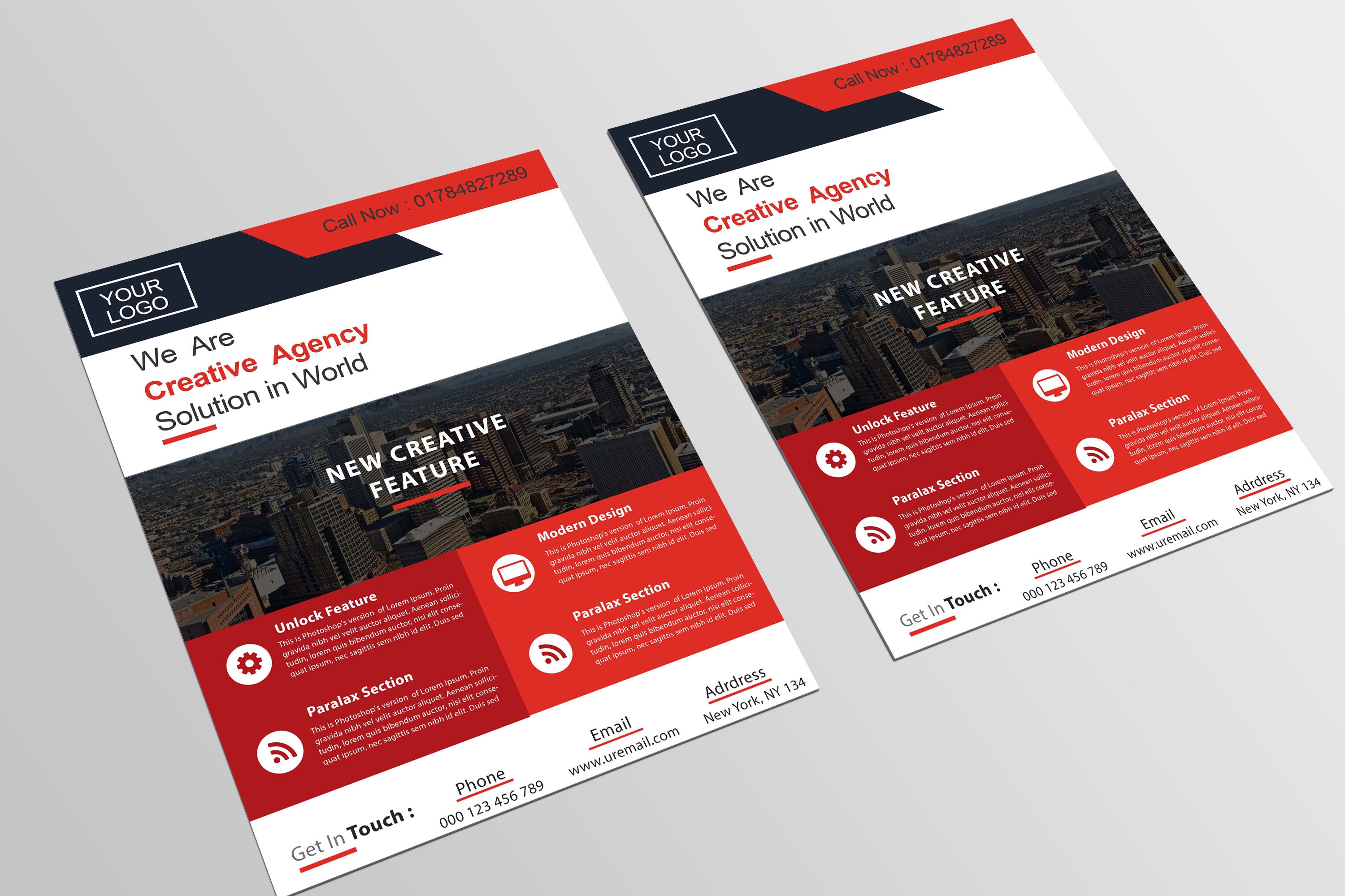 design flyer,poster and advertisement