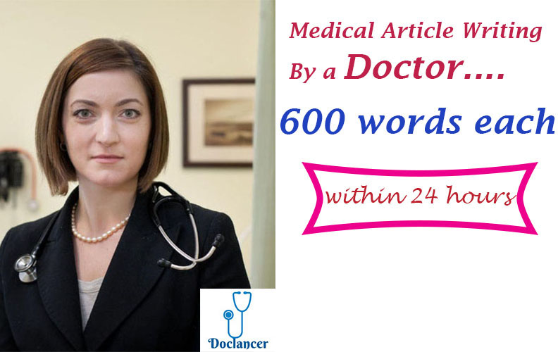write a unique 600 word medical article