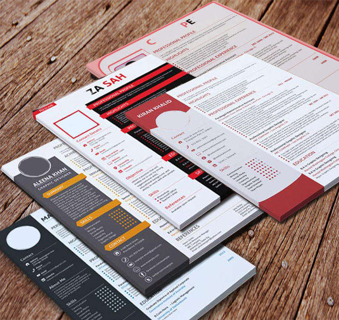 create and Design a Resume Cover Letter