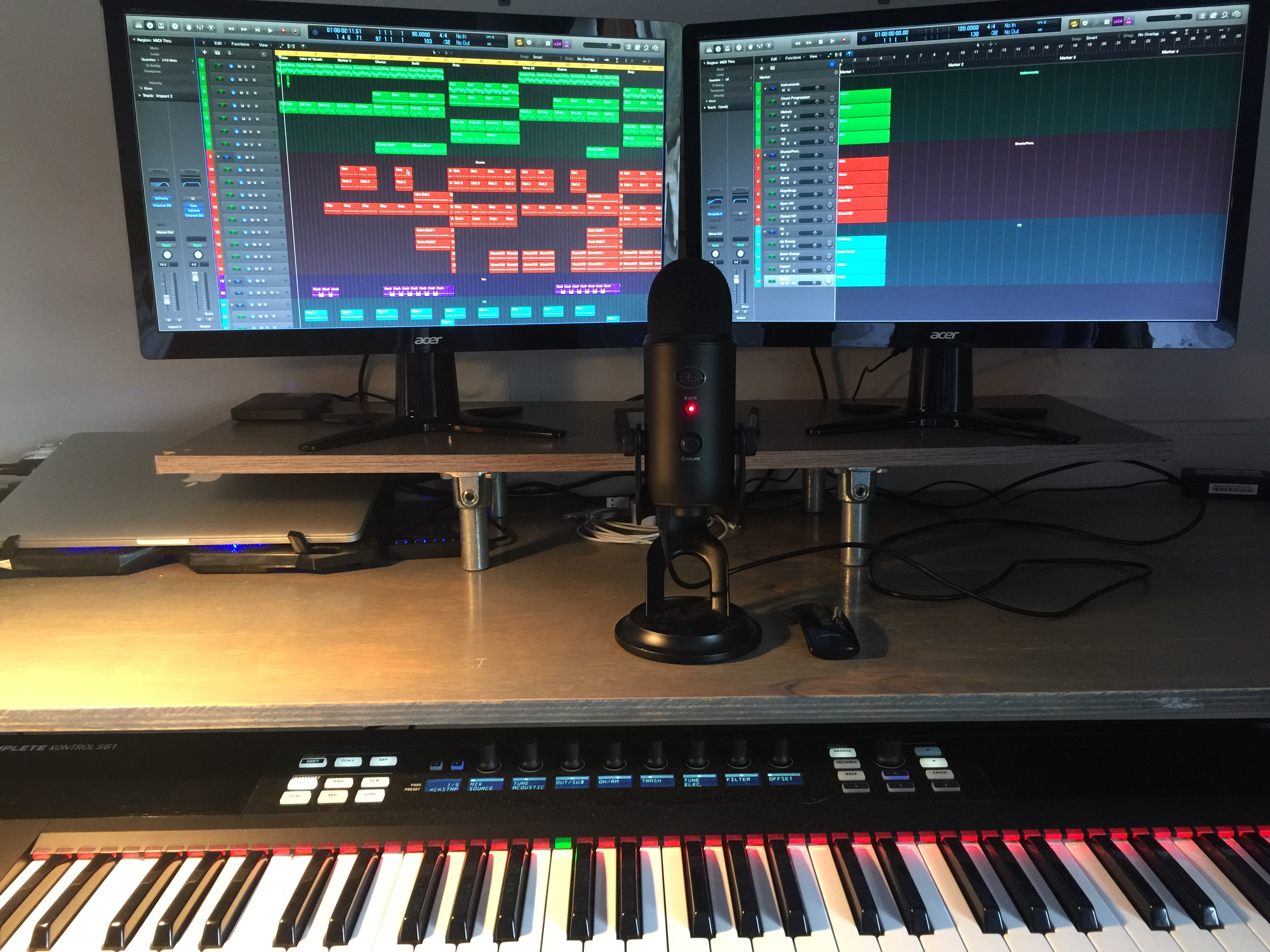 create an ORIGINAL background music track for your YouTube Video