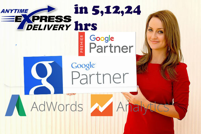 pass your Google Adwords,analytics,mobile sites certifications for you