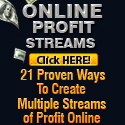Send 21 Proven Ways To Create Multiple Streams of Profit Online