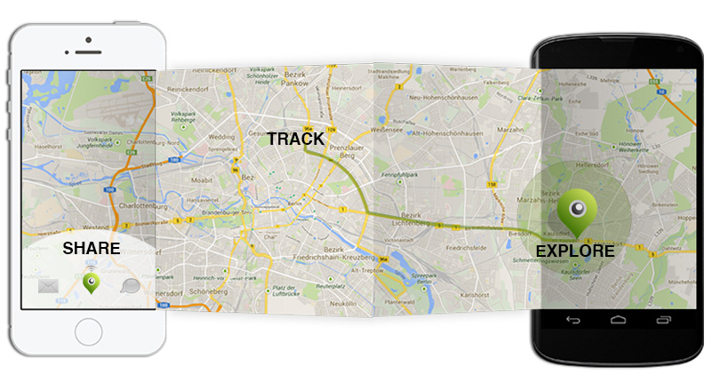 develop android,ios and web app GPS tracking apps and google map