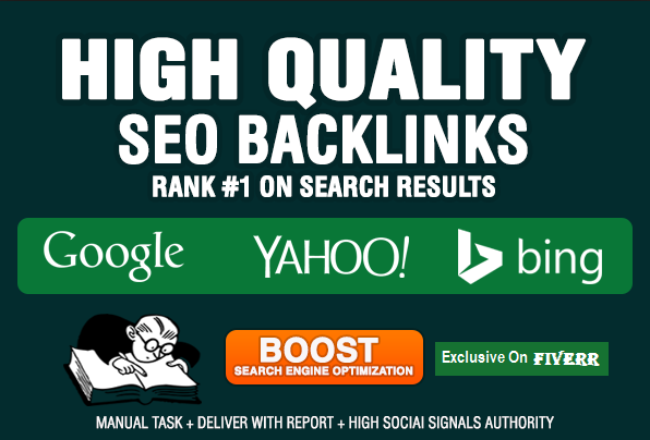 skyrocket your Google Rankings with 20 High PageRank Seo Backlinks for Website and Blog